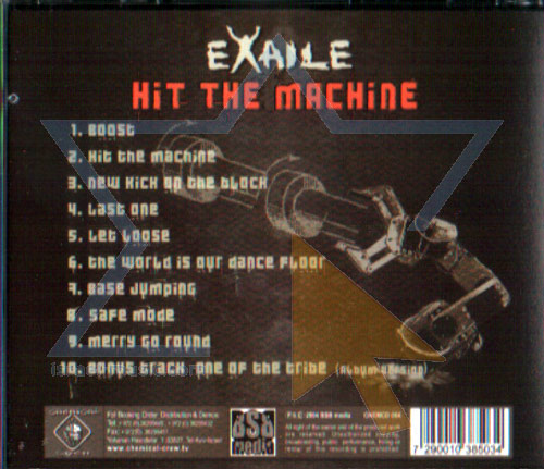 Hit the Machine by Exaile