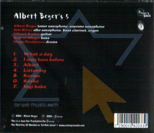 Listening by Albert Beger