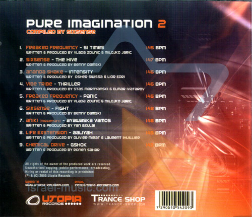 Pure Imagination 2 by Various