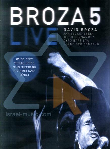 Broza 5 Live Por David Broza