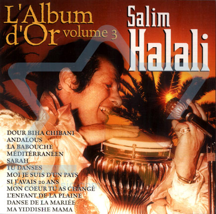 L'Album D'Or Vol. 3 by Salim Halali