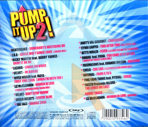 Pump It Up 2 by Various