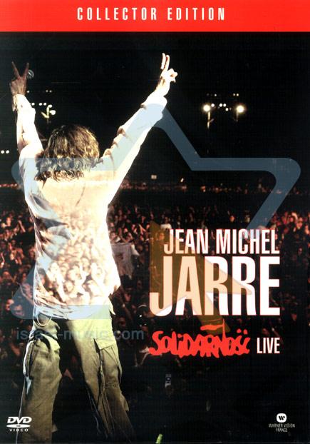 Solidarnosc Live - Collectors Edition by Jean-Michel Jarre