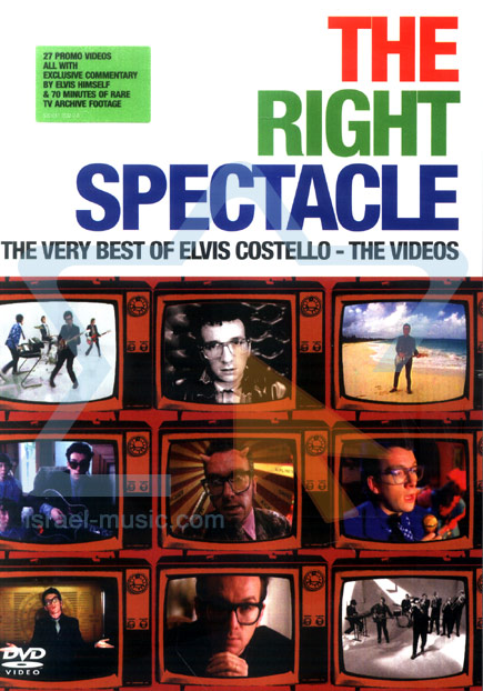 The Right Spectacle by Elvis Costello