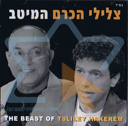 The Best of Tzliley Hakerem by Various
