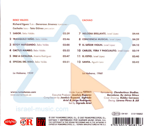 Jazzcuba - Vol. 2 by Bebo Valdes