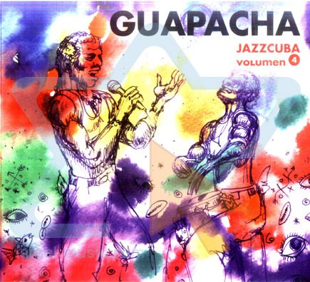 Jazzcuba - Vol. 4 by Guapacha