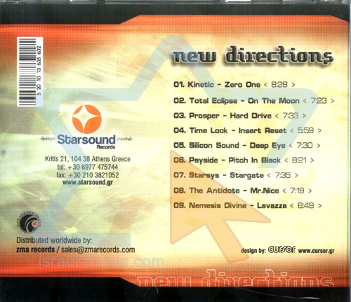 New Directions by Various