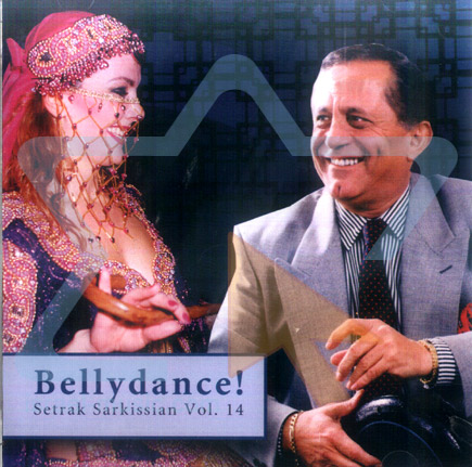 Bellydance - Setark Sarkissian Vol. 14 by Setrak Sarkissian