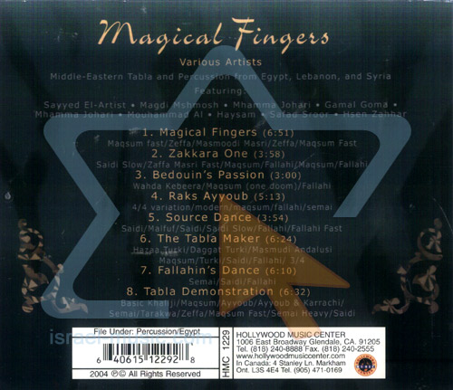 Magical Fingers by Various