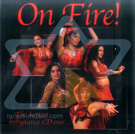 On Fire - The Hottest bellydance CD Ever .... - Various