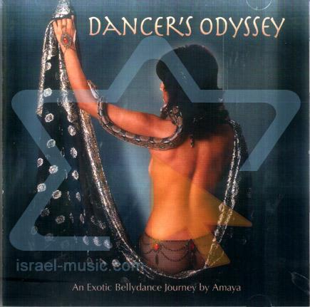 Dancer's Odyssey by Amaya