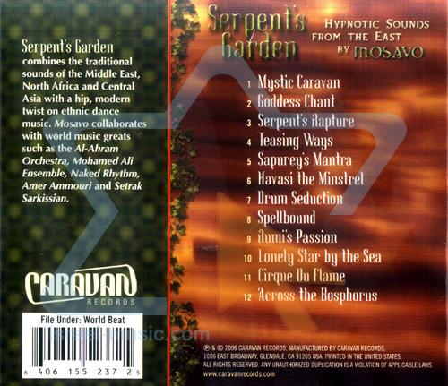 Serpent's Garden by Mosavo