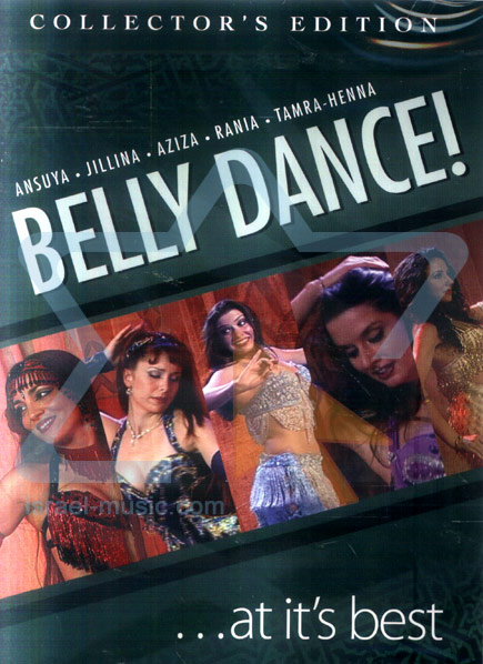 Belly Dance...At It's Best by Various