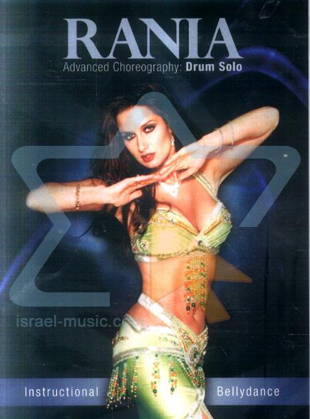 Advanced Choreography: Drum Solo by Rania
