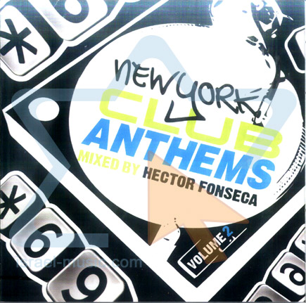 New York Club Anthems by Various