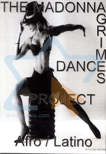 The Madonna Grimes Dance Project Par Madonna Grimes