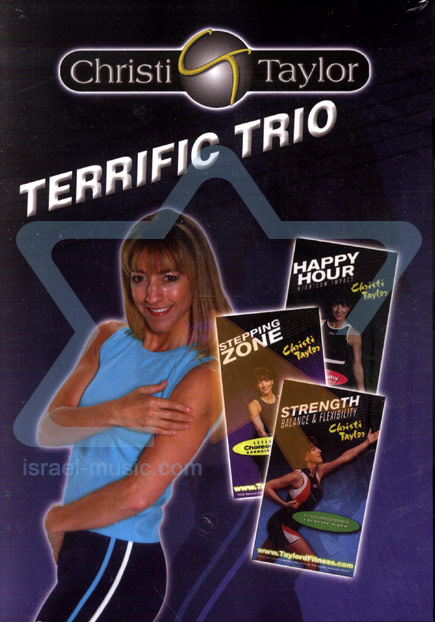 Terrific Trio by Christi Taylor