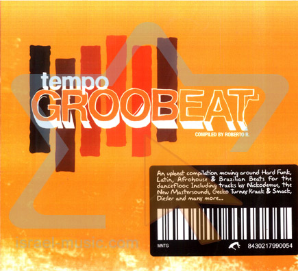 Tempo Groobeat by Various