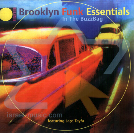 In the BuzzBag by Brooklyn Funk Essentials