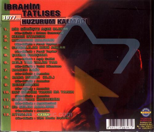 Selected Turkish Songs - Vol. 16 Par Ibrahim Tatlises