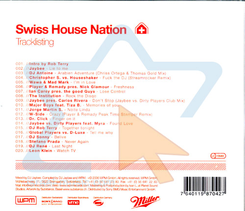 Swiss House Nation - Vol. 2 by Various
