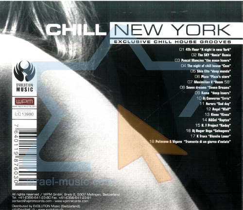 Chill New York by Various