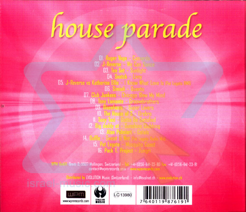 House Parade - Before Party by Various