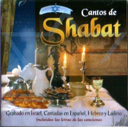 Cantos de Shabat Par Various