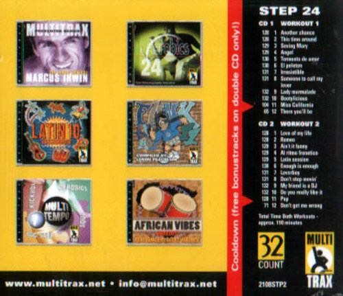 Volume 24 by Step