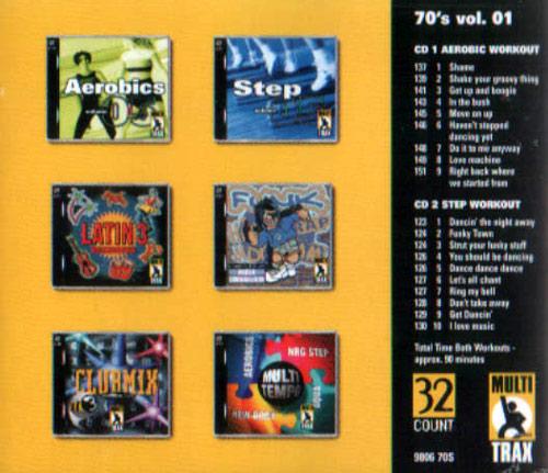 Volume 01 by Seventies