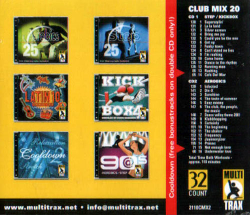 Volume 20 by Club Mix