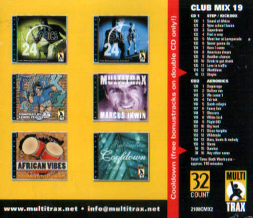 Volume 19 by Club Mix