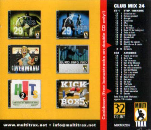 Volume 24 by Club Mix