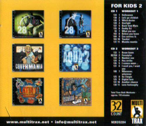 Volume 02 by For Kids