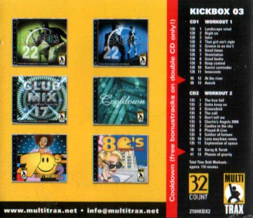 Volume 03 by Kickbox
