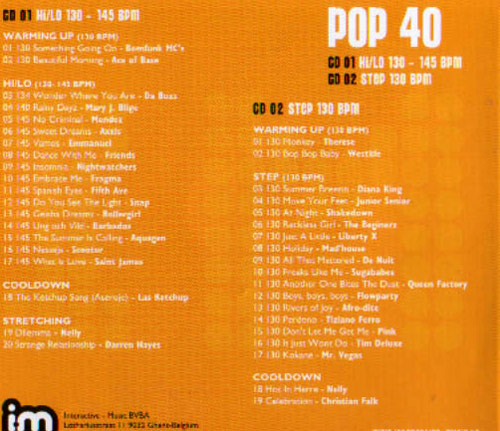 Volume 40 by Pop