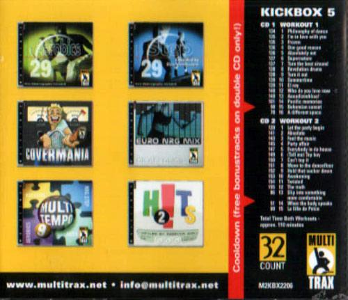 Volume 05 by Kickbox