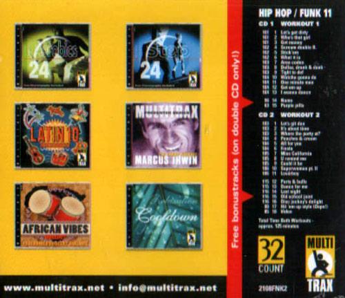 Volume 11 by Hip Hop/Funk