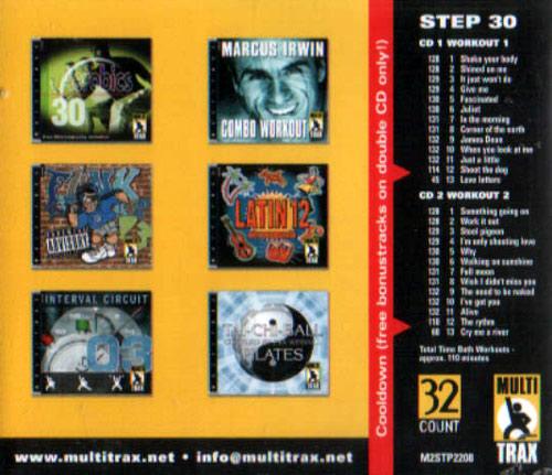 Volume 30 by Step