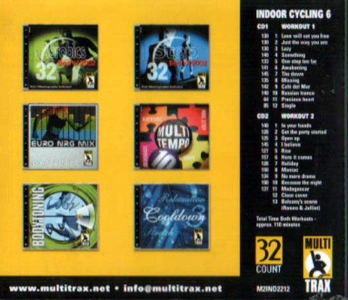 Volume 06 by Indoor Cycling