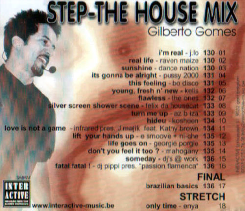 The House Mix by Step