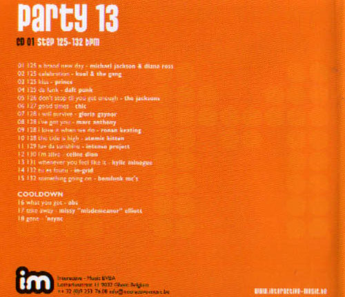 Volume 13 by Party