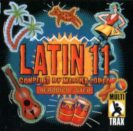 Volume 11 by Latin