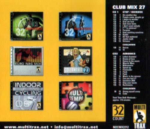 Volume 27 by Club Mix
