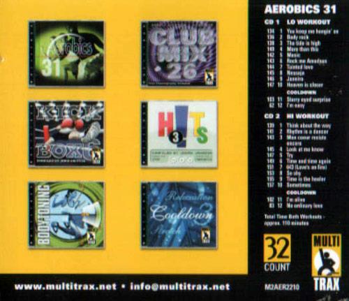 Volume 31 by Aerobics