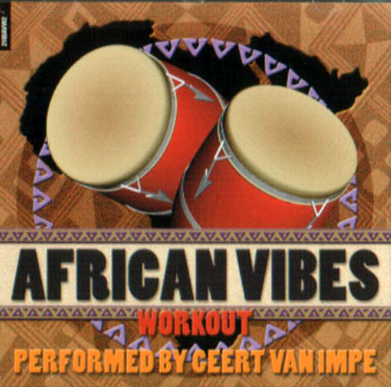 Volume 01 by African Vibes Workout