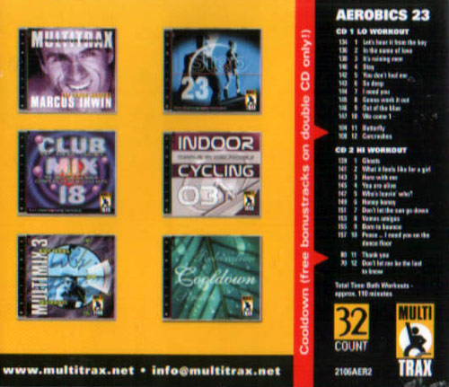 Volume 23 by Aerobics