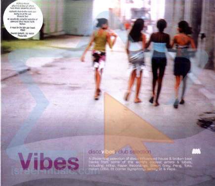 Disco Vibes: Club Selection by Various