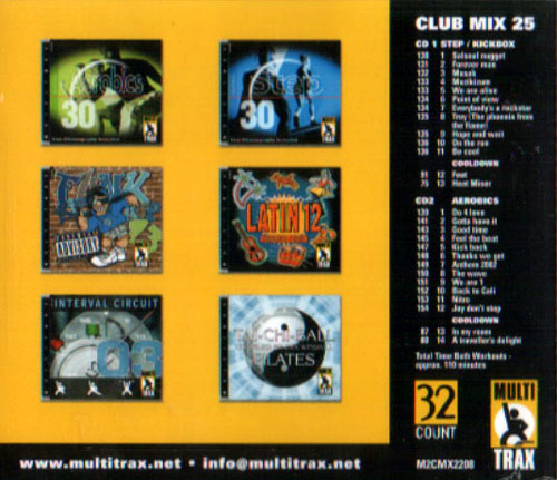 Volume 25 by Club Mix